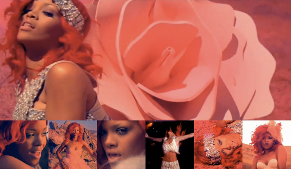 rihanna only girl video. The video drops Rihanna in a