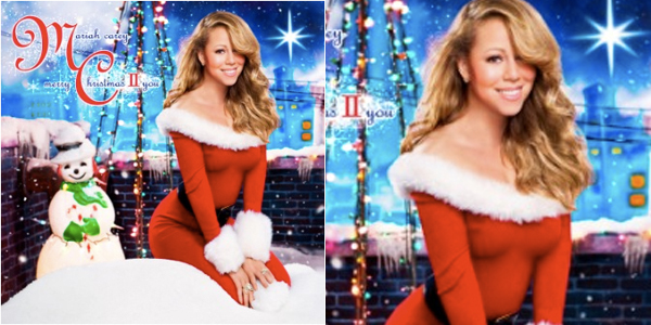 Mariah Carey Christmas Album.Mariah Carey Tries To Recreate The Past With New Christmas