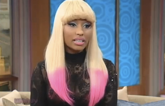 Bark + Bite: Nicki Minaj