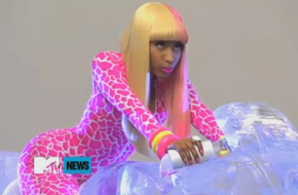 nicki minaj super bass pics. Super Bass,quot; a bonus cut from