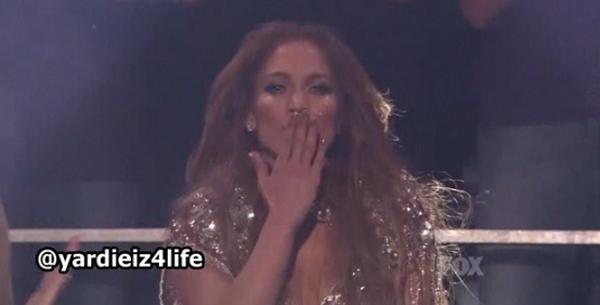 jennifer lopez on the floor cover. Jennifer Lopez is back.