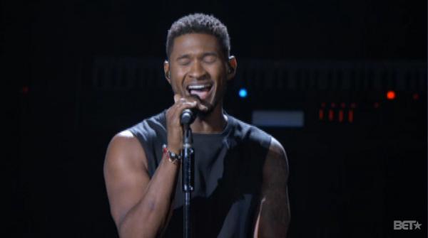 Usher-betawards