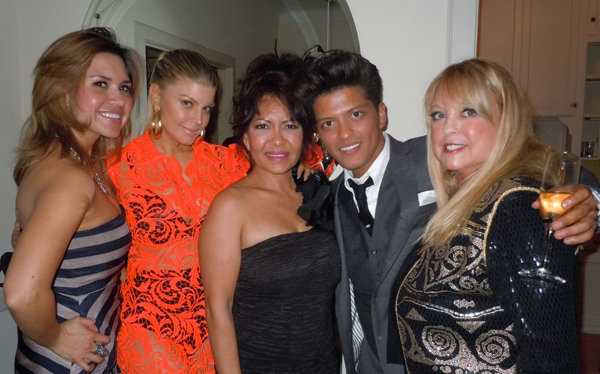 Bruno-fergie-mom-600