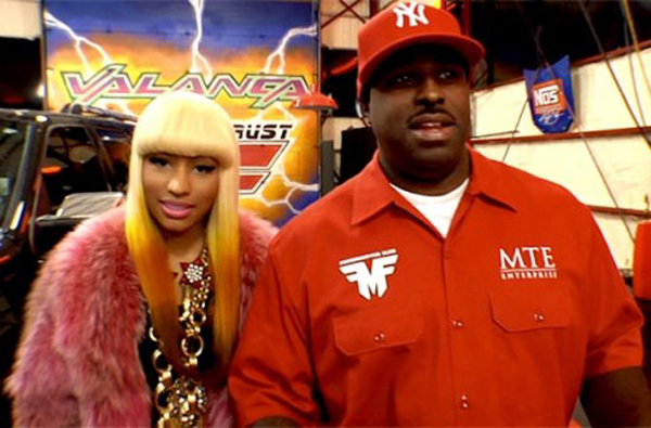Nicki-flex-summer-jam